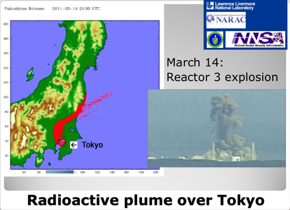 The Implications of The Massive Contamination of Japan With Radioactive Cesium - Steven Starr