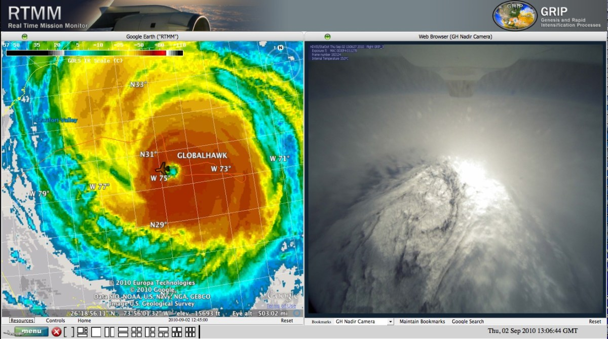 Hurricane Hacking: The Department of Homeland Security enters the weather modification business