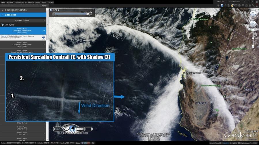 MODIS Terra Corrected Reflectance (True Color)