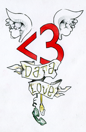 Love Data - datalove.me