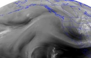 Water Vapor Rivers