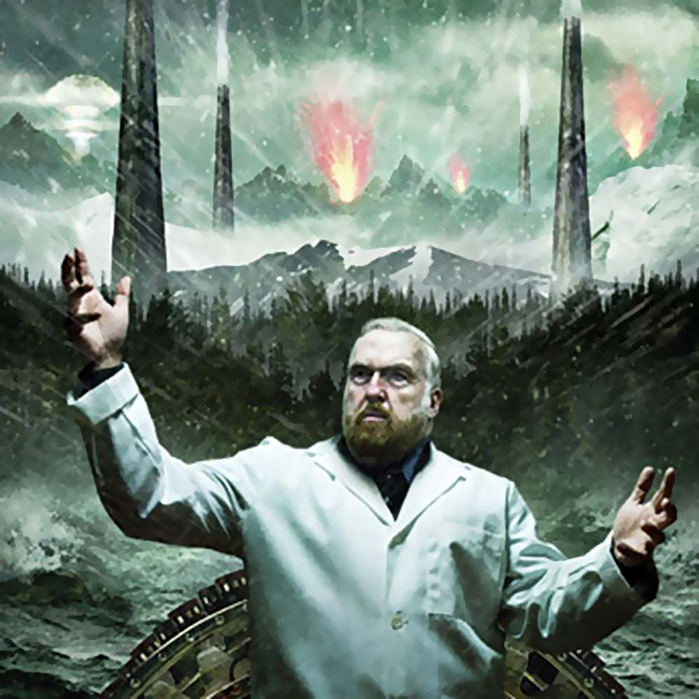 Can Dr. Evil Save The World from Global Warming? A Geoengineering Tale