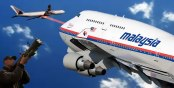 Malaysia Airlines MH17 Boeing 777 shot down over Ukraine