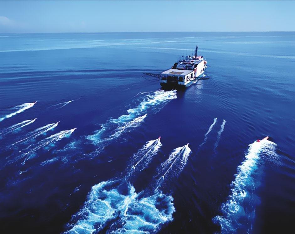 Western Legend seismic exploration vessel