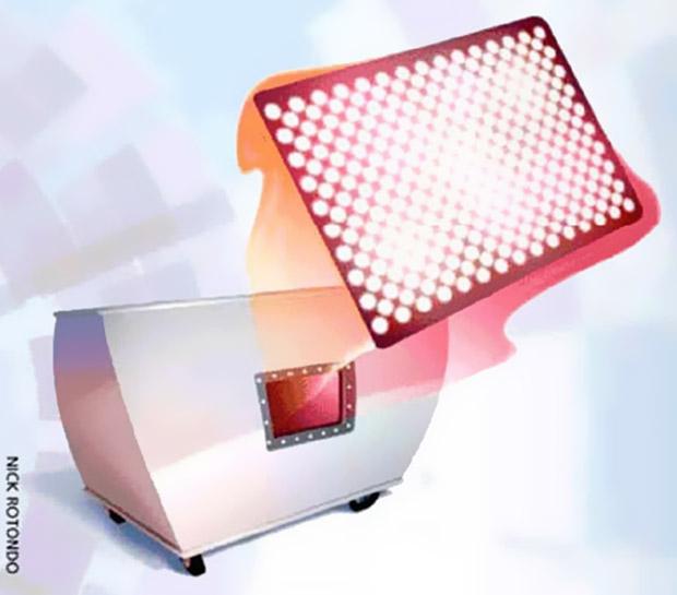 Microwave Ionosphere Reconfiguration Ground based Emitter (MIRAGE) [8]
