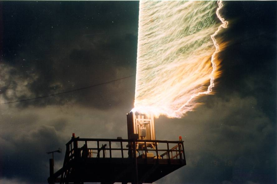 Triggered Lightning - University of Florida