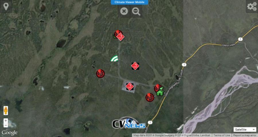 http://climateviewer.org/3D/index.html?layersOn=sky-heaters&layersOff=star-wars,haarp,superdarn,digisonde,elf-vlf,elf-vlf-ref,directed-energy,nexrad,sigmet,tdwr,jss,ioos,npn-wind-radar,madis-wind-radar,aeronet,bsrn,esrl,doris