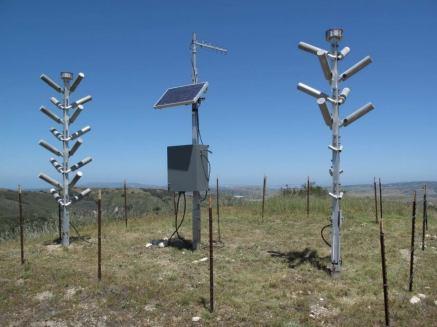 Santa Barbara Cloud Seeding Generators 04