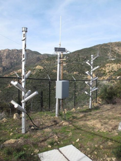 Santa Barbara Cloud Seeding Generators 05