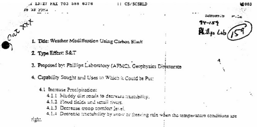 weather-modification-using-carbon-black-USAF-Phillips-Lab