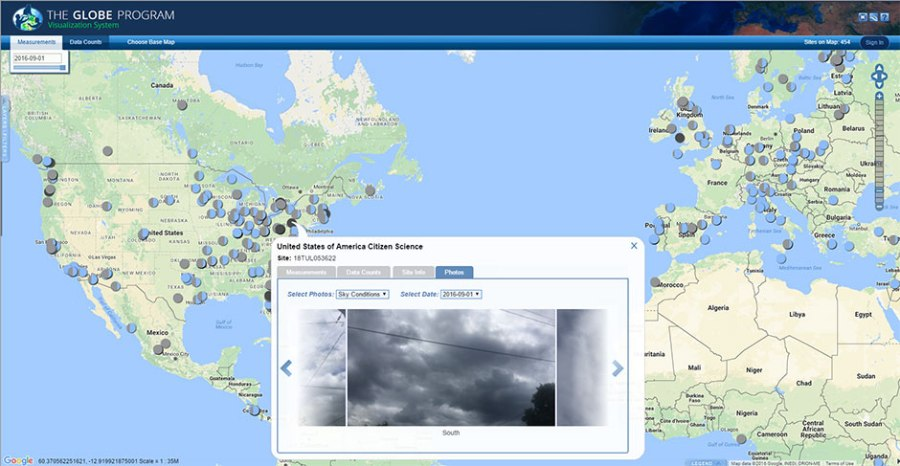 http://vis.globe.gov/clouds