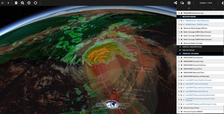 climateviewer-3d-hurricane-matthew-october-2016