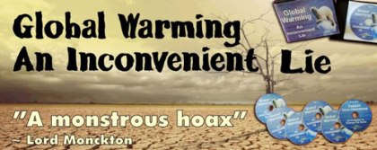 Global Warming: An Inconvenient Lie DVD set